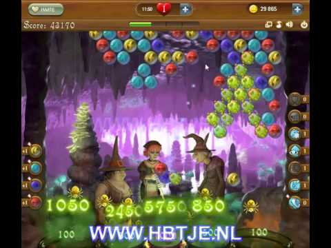 Bubble Witch Saga level 53