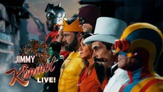 WORLD PREMIERE TRAILER – Jimmy Kimmel's The Terrific Ten