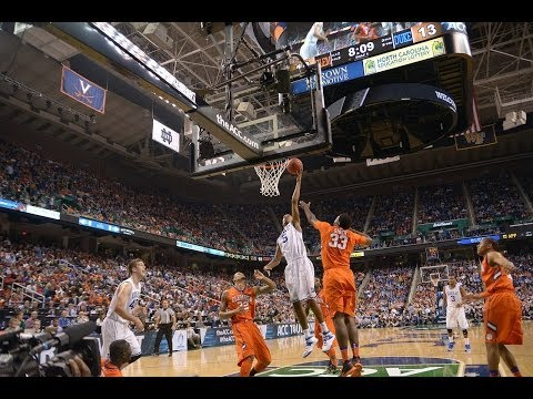 Top Plays- Duke 63, Clemson 62 (ACC Quarterfinals)