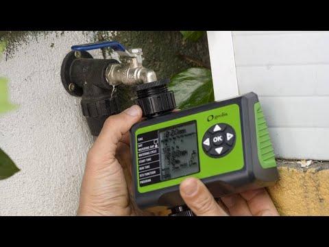 Instalar un sistema de riego autom tico para macetas for Riego automatico leroy merlin