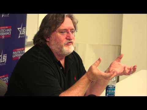 Гэйб Ньюэлл: Apple — самая большая угроза Steam Box (UPD: Гэйб таки анархист)
