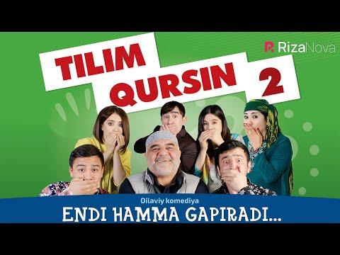 Tilim qursin - 2 (O`zbek kino 2016)