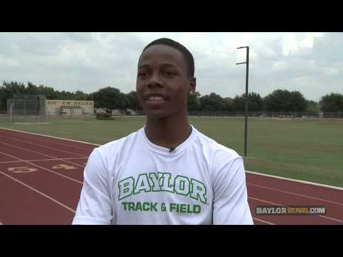Baylor Track & Field: Catching Up With Bromell & Homes Before IAAF World Junior Championships