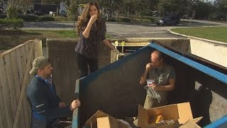How Perfectly Edible Food Is Being Tossed In The Dumpster Rather Than Donated