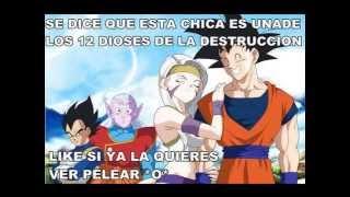 """Nueva Saga De Dragon Ball Z 2014 """"La Saga De Los Dioses"""