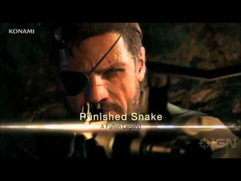 Metal Gear Solid 5 Theme SINS OF THE FATHER