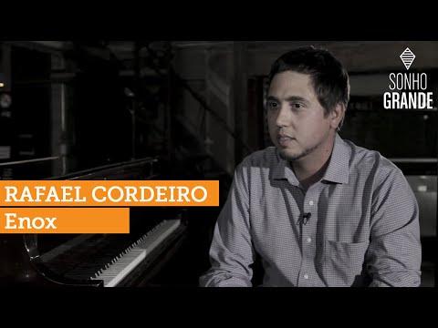 #SonhoGrande | Rafael Cordeiro - Enox | Endeavor Brasil