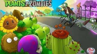 Plantas Vs Zombies Parte 4 ``El Juego De Los Topos