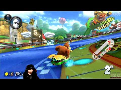 [NintendoFAN#57] Tournoi Mario Kart part2