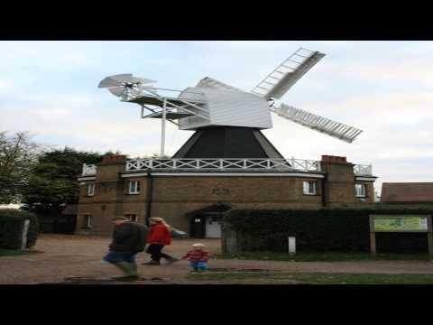 Wimbledon windmill museum Putney London