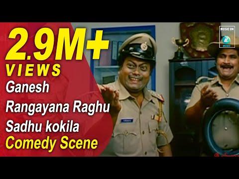 Sadhu Kokila Comedy   MR 420 Kannada Full Movie Comedy Scenes 6