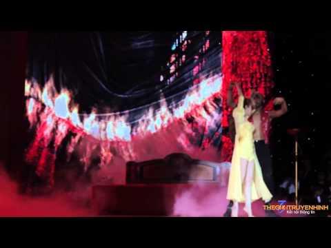 [Chung kết-Bước nhảy Hoàn vũ 2014] Ngân Khánh-Kris