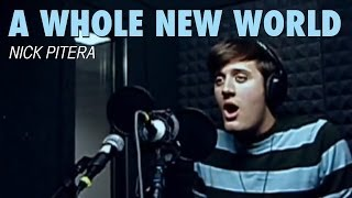 A Whole New World Disney's Aladdin Nick Pitera (Cover