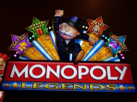 Slot Machine Jackpot Gambling Monopoly Machine Big Win $1200