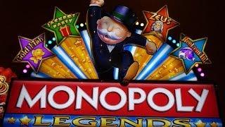 Slot Machine Jackpot Gambling Monopoly Machine Big Win $