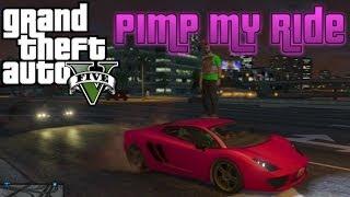 GTA V Pimp My Ride #21 Pegassi Vacca (Lambo Gallardo