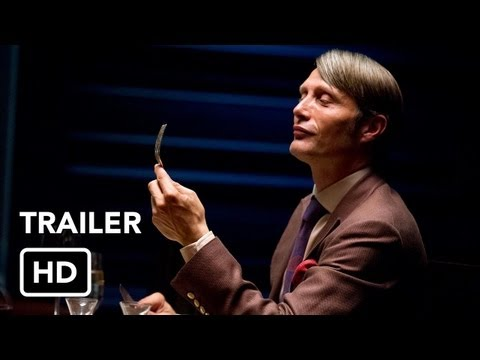 "Zwiastun serialu ""Hannibal"""