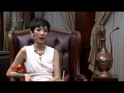 [Cafe sáng vtv3 HD]- [Chuyện bên ly cafe]- Người mẫu Xuân Lan