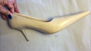Remodelando tus zapatos