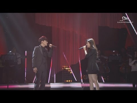 S.M. THE BALLAD Vol.2 Joint Recital_�Ƶ� (Breath)_by CHEN & Zhang Li Yin (CHN ver.)