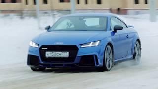 Самая дерзкая и агресcивная Audi. Антон Воротников.