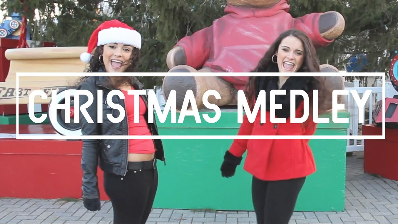 Christmas Song Medley Music Video - YouTube
