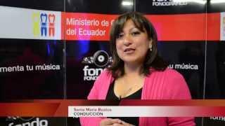Antologías Musicales Ecuatorianas