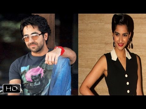 Ayushmann Khurrana-Sonam Kapoor Fun Interview On Bewakoofiyaan Part 6