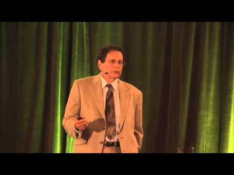 Dr. Robert McDonald at the Cure To Cancer Summit 2014 - 2 of 4