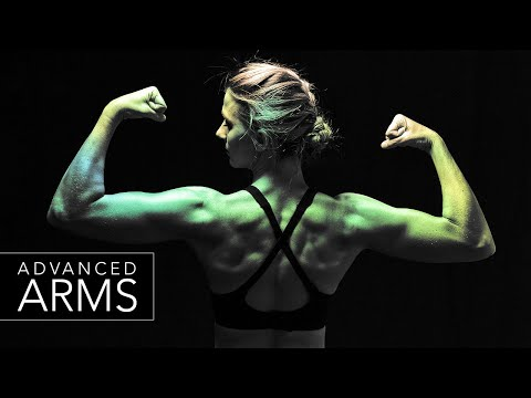 Advanced Arm Workout (TONING & SCULPTING)