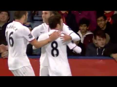 Crystal Palace vs Manchester Utd 0-2 All Goals and Highlights 22.02.2014