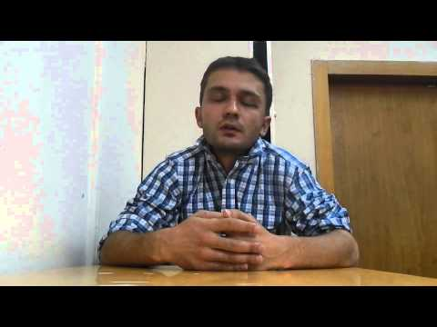 Поставленный допрос похищенного журналиста телеканала