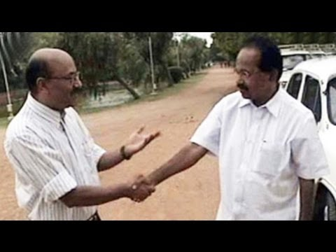 Walk the Talk with Veerappa Moily (Aired: June 2006)