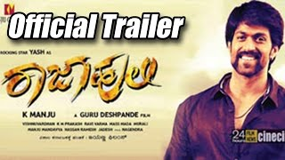 Rajahuli Kannada Movie Trailer Latest