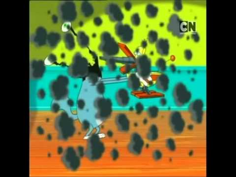 Oggy and the Cockroaches  3 con Gián vui nhộn  Cartoon Network4
