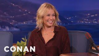 Chelsea Handler Dares Conan O'Brien to Man Up