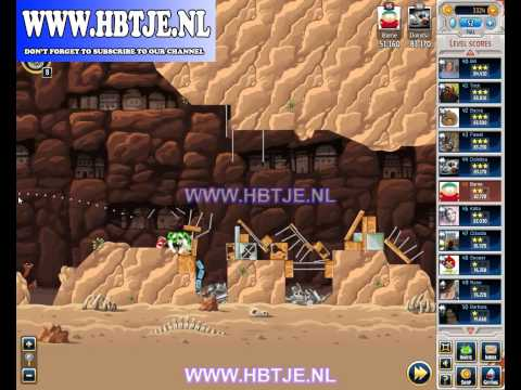 Angry Birds Star Wars Tournament Level 1 Week 62 (tournament 1) facebook