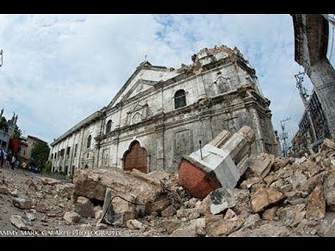 October 15, 2013 ~ Cebu Earthquake Damages Pictures and News Report
