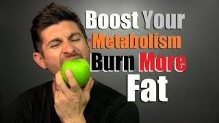 How To Boost Your Metabolism And Burn More Fat   3 Simple Tips