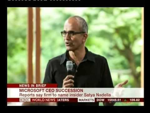 Report: Satya Nadella to be named Microsoft CEO