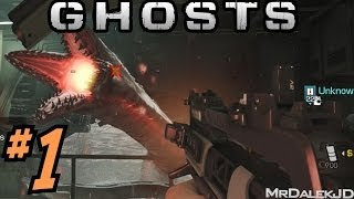 """KRAKEN TENTACLE FIGHT!"" Call Of Duty: Ghost EXTINCTION"