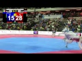 World Taekwondo GP London 2017 Day 2 Session 2 Mat 1