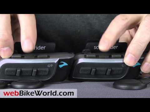 Cardo Scala Rider G9 Intercom