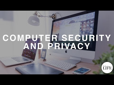 0 Computer Security and Privacy For Everyone