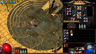 General CheeZeVicious Fire Scion Build [Path of Exile]
