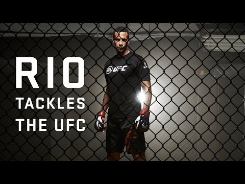 Rio Ferdinand Tackles The UFC