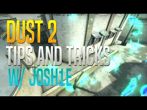 CS:GO Tips and Tricks: Dust2 Catwalk One-way!