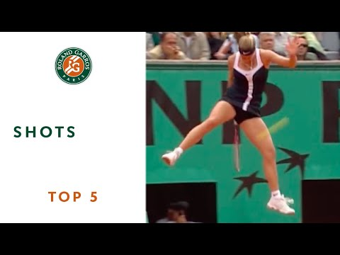 image vidéo Top 5 moment historique à Roland Garros