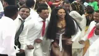 Eritrean Wedding Teklit & Fiyori In Israel