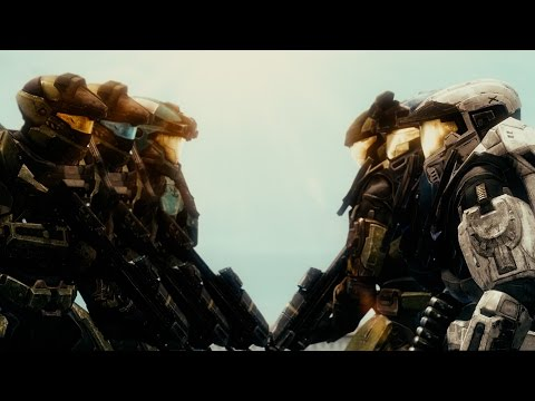 The Sprinting Dead: Original Full Movie (Halo Reach Machinima)